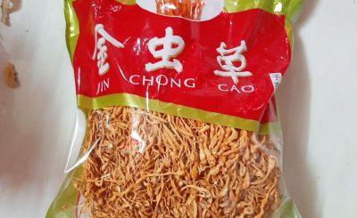 Đông Trùng Hạ Thảo kém chất lượng xuất xứ từ Trung Quốc