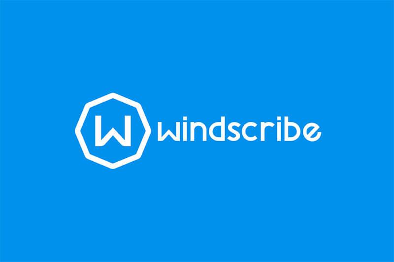 Phần mềm VPN Windscribe