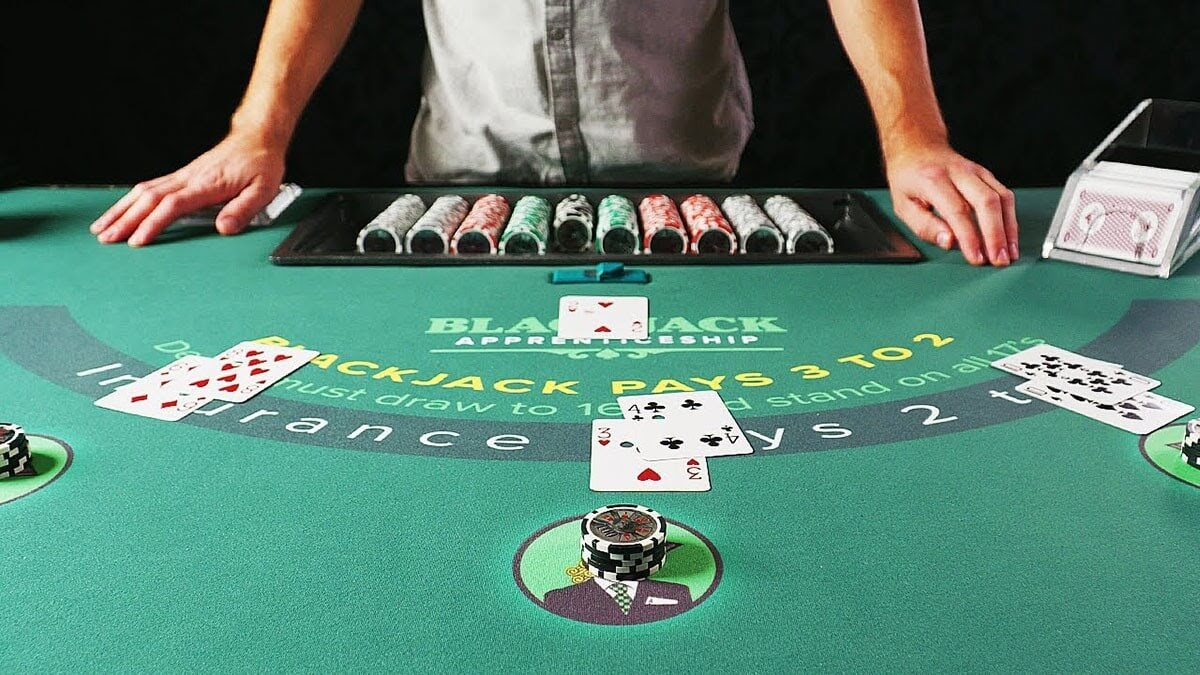 Tìm hiểu trò chơi Blackjack trên các sòng casino